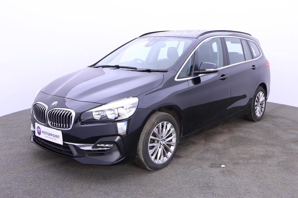 BMW 2 Series 218i Luxury 5dr - Stock Number 1179201 Passenger side front corner