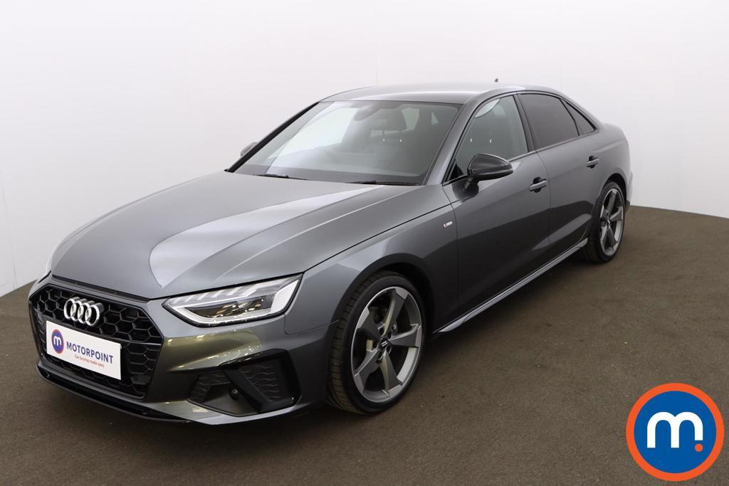 Audi A4 35 TDI Black Edition 4dr S Tronic - Stock Number 1180070 Passenger side front corner