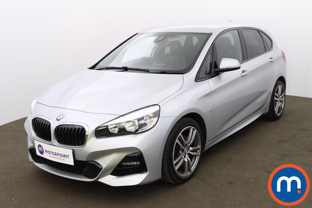 BMW 2 Series 220i M Sport 5dr DCT - Stock Number 1180164 Passenger side front corner