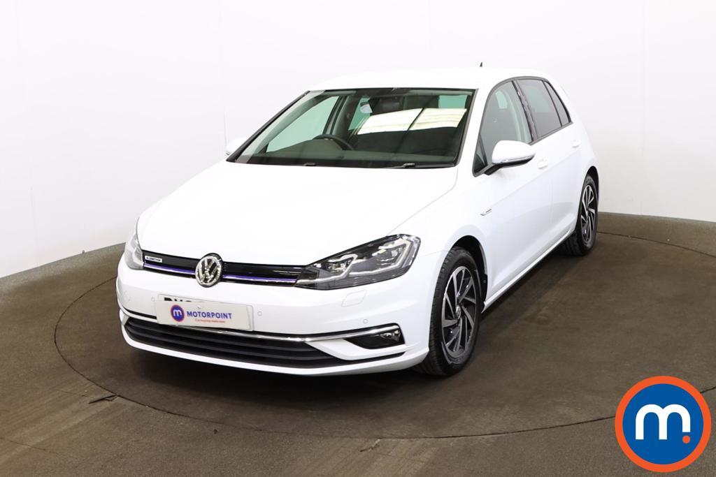 Volkswagen Golf 1.5 TSI EVO Match Edition 5dr - Stock Number 1180679 Passenger side front corner