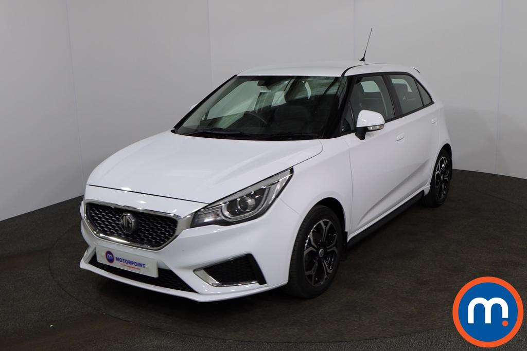 Mg Motor Uk MG3 1.5 VTi-TECH Exclusive 5dr - Stock Number 1182386 Passenger side front corner