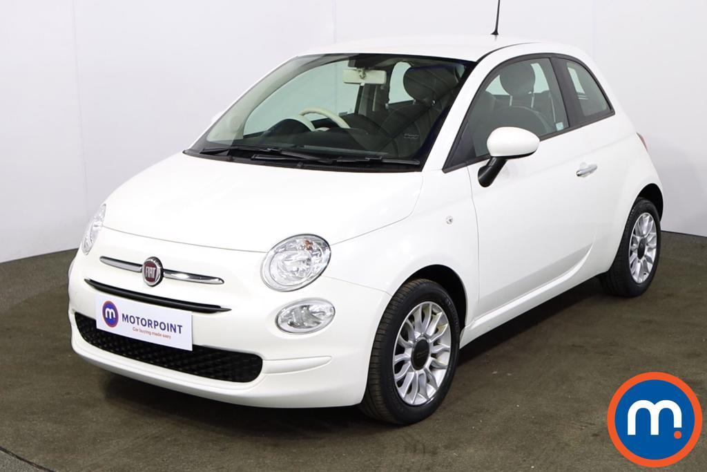 Fiat 500 1.2 Pop Star 3dr - Stock Number 1182984 Passenger side front corner