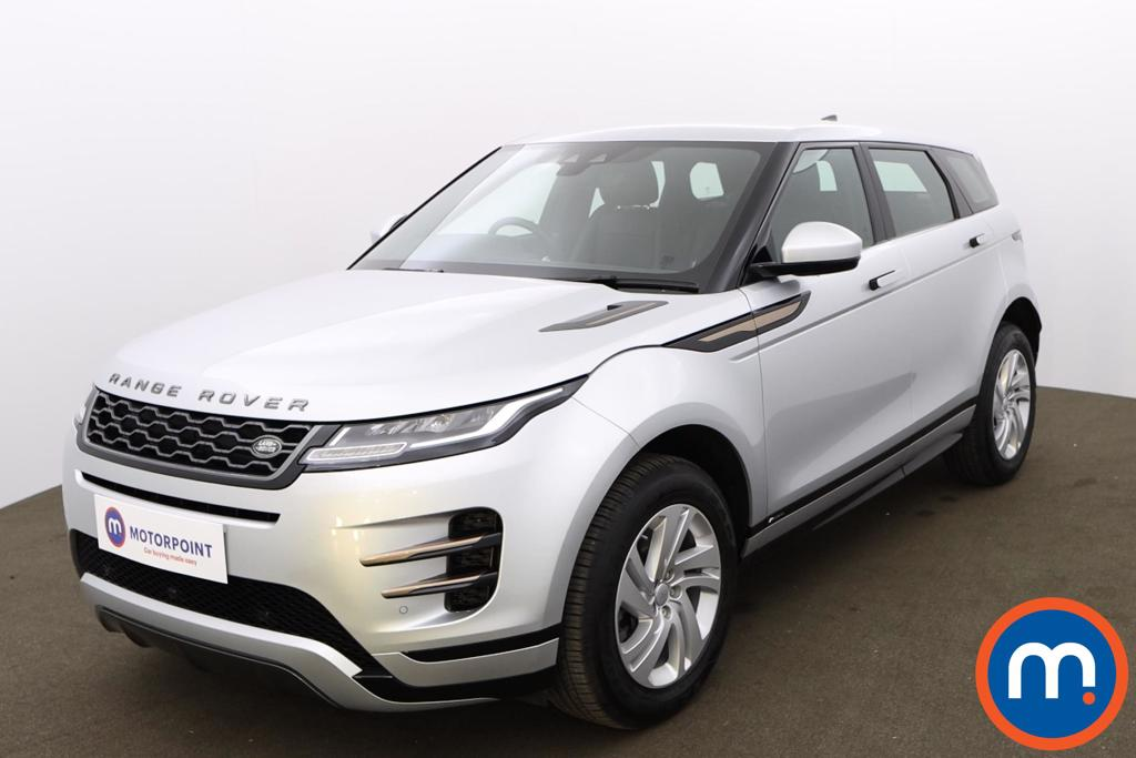 Land Rover Range Rover Evoque 2.0 D180 R-Dynamic S 5dr Auto - Stock Number 1183181 Passenger side front corner