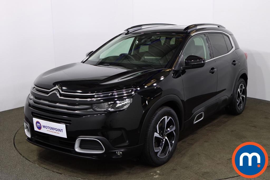 Citroen C5 Aircross 1.5 BlueHDi 130 Flair 5dr - Stock Number 1183470 Passenger side front corner