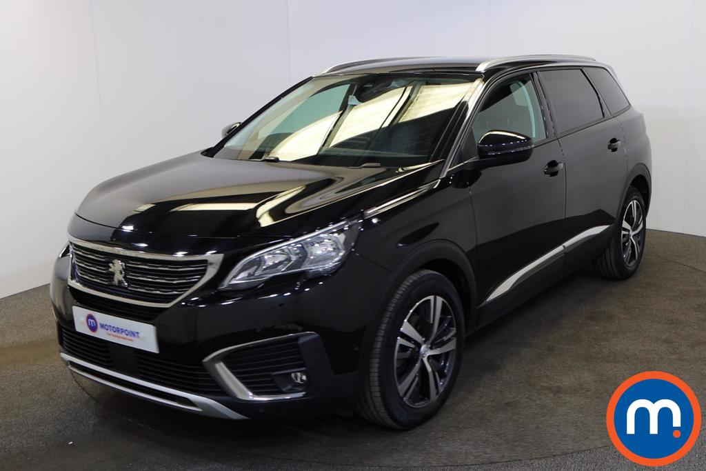 Peugeot 5008 1.2 PureTech Allure 5dr EAT8 - Stock Number 1183661 Passenger side front corner
