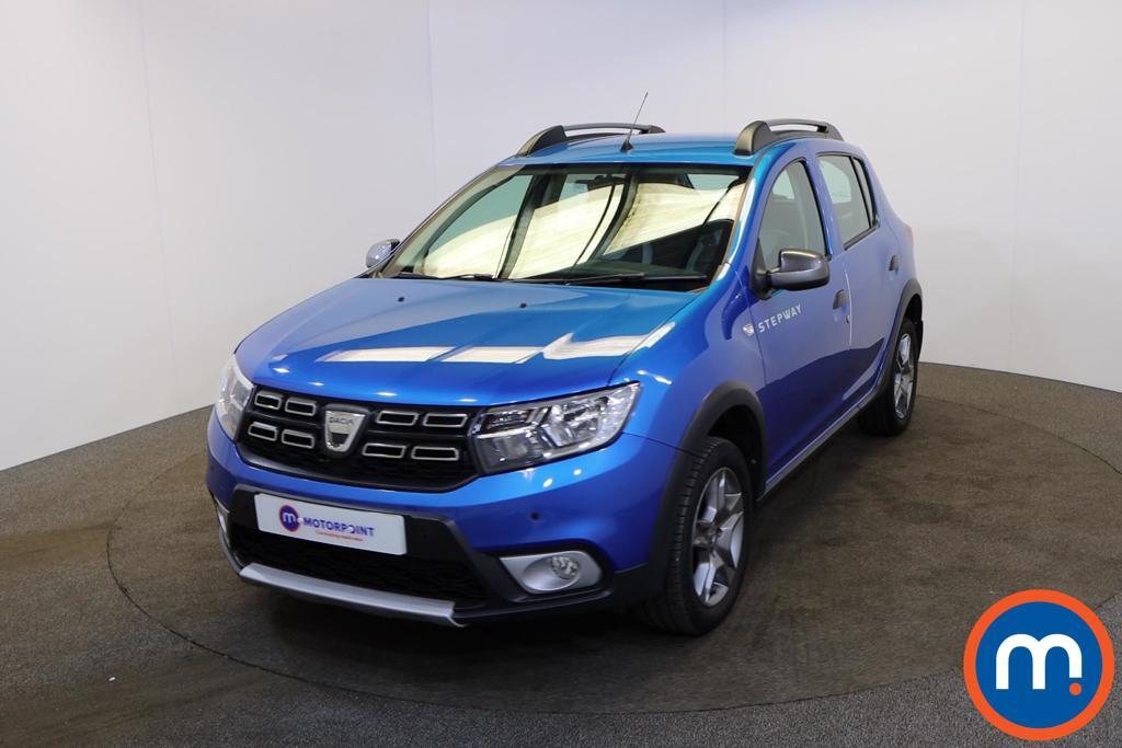 Dacia Sandero Stepway 1.5 dCi Laureate 5dr - Stock Number 1183935 Passenger side front corner