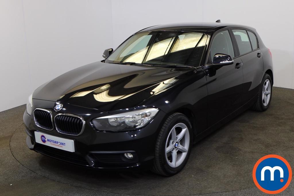 BMW 1 Series 118i [1.5] SE 5dr [Nav-Servotronic] - Stock Number 1184676 Passenger side front corner