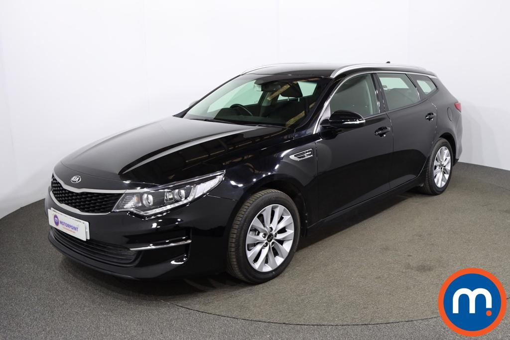 KIA Optima 1.7 CRDi ISG 2 5dr - Stock Number 1171761 Passenger side front corner