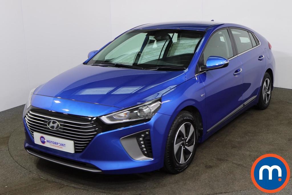 Hyundai Ioniq 1.6 GDi Hybrid Premium 5dr DCT - Stock Number 1174193 Passenger side front corner