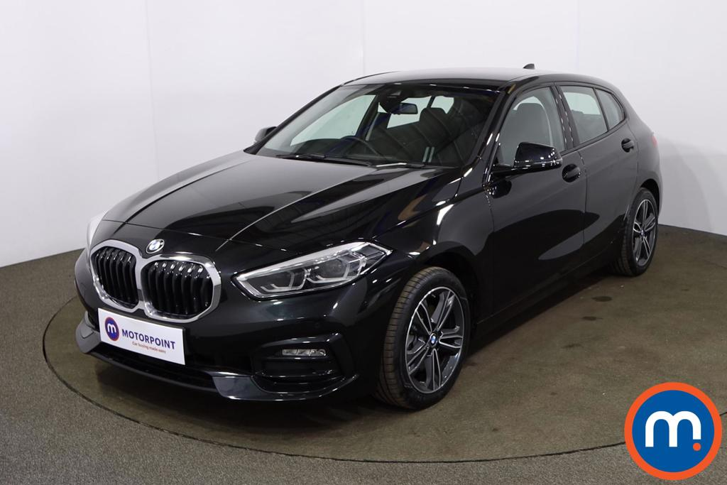 BMW 1 Series 118d Sport 5dr - Stock Number 1175177 Passenger side front corner