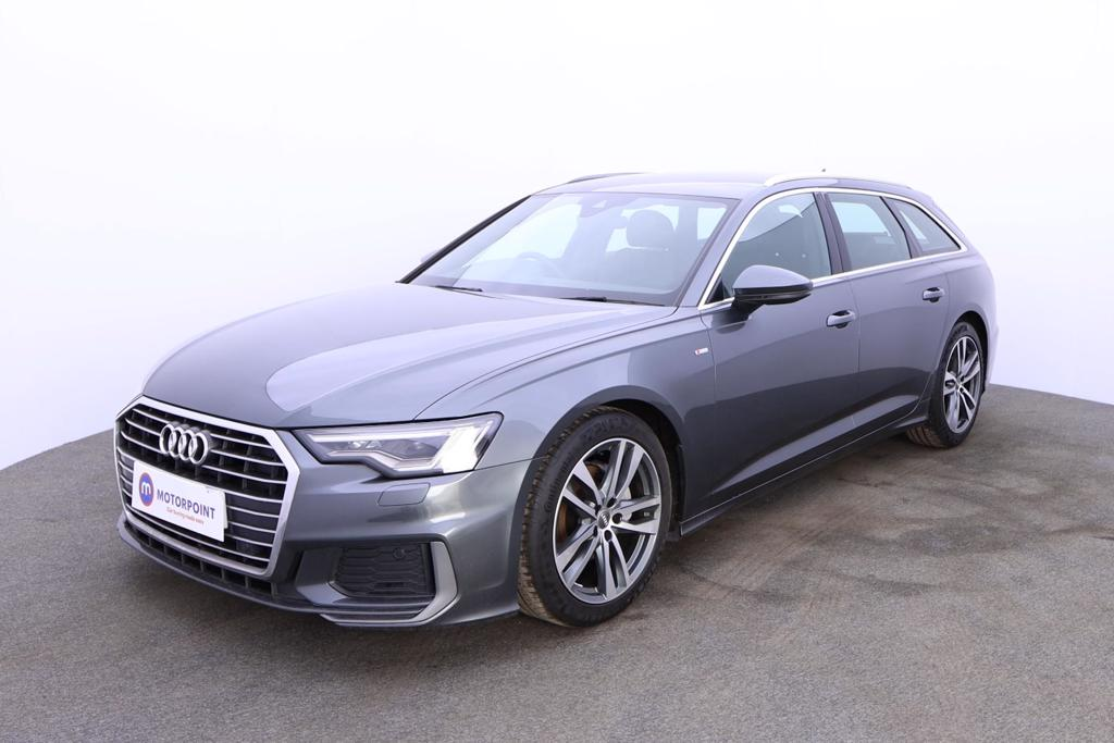 Audi A6 40 TDI S Line 5dr S Tronic [Tech Pack] - Stock Number 1179169 Passenger side front corner