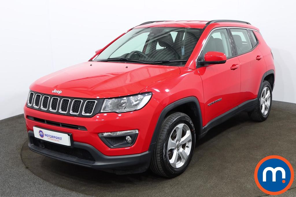 Jeep Compass 1.4 Multiair 140 Longitude 5dr [2WD] - Stock Number 1181384 Passenger side front corner
