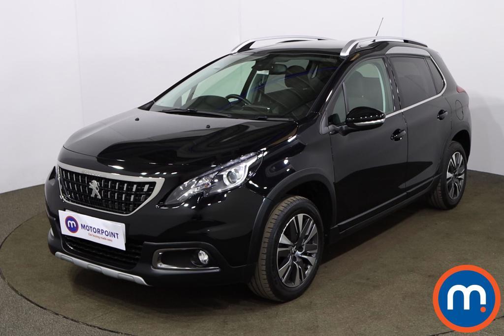 Peugeot 2008 1.2 PureTech Allure Premium 5dr [Start Stop] - Stock Number 1181482 Passenger side front corner