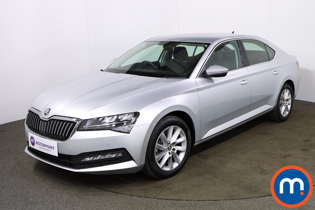 Skoda Superb 1.5 TSI SE 5dr DSG - Stock Number 1183071 Passenger side front corner
