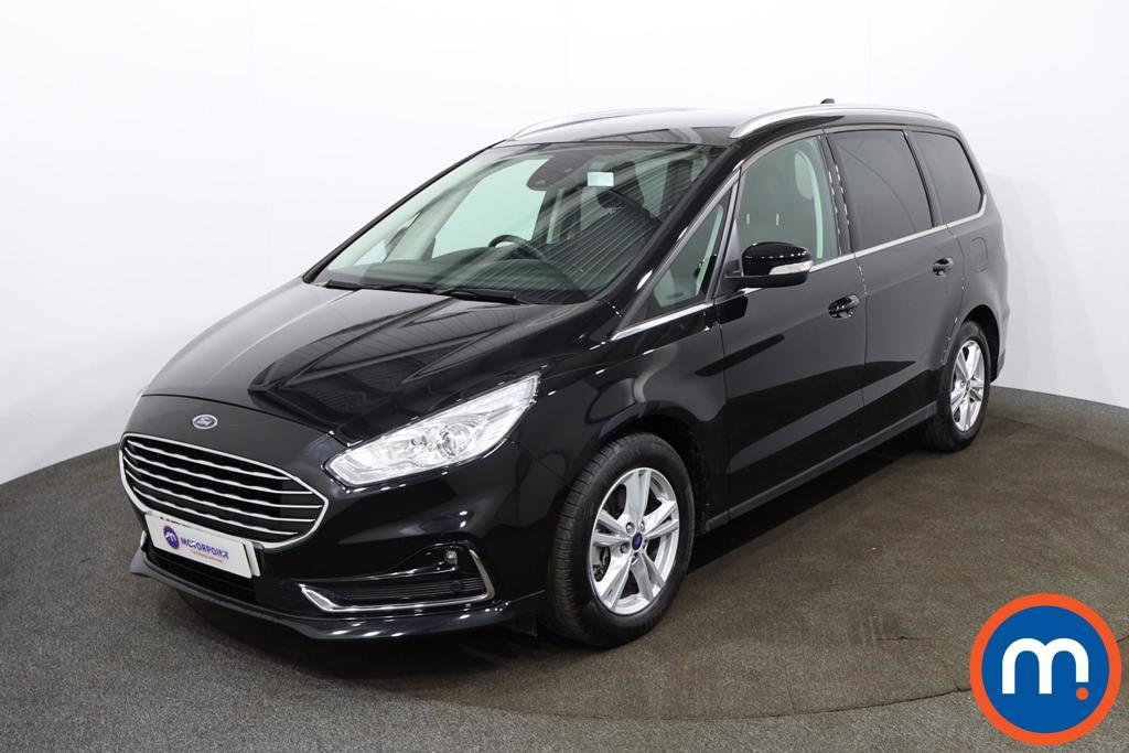 Ford Galaxy 2.0 EcoBlue 190 Titanium 5dr Auto - Stock Number 1183296 Passenger side front corner