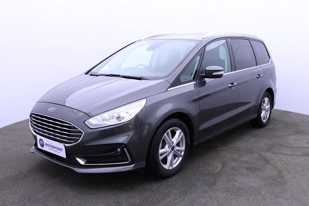 Ford Galaxy 2.0 EcoBlue 190 Titanium 5dr Auto - Stock Number 1183311 Passenger side front corner