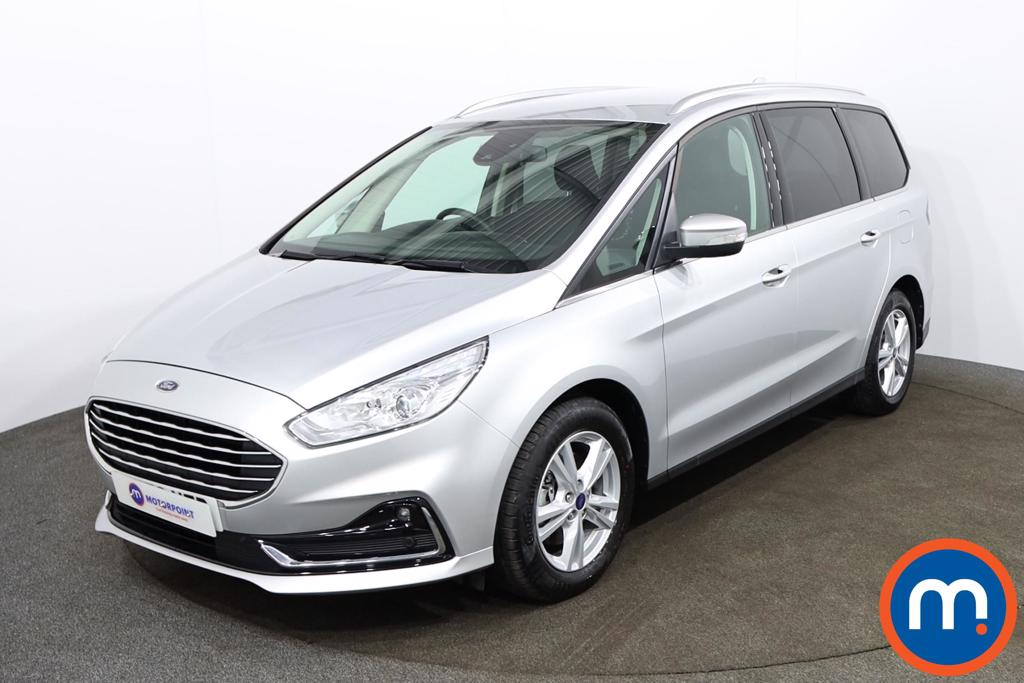 Ford Galaxy 2.0 EcoBlue 190 Titanium 5dr Auto - Stock Number 1183317 Passenger side front corner