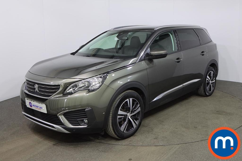 Peugeot 5008 1.2 PureTech Allure 5dr EAT8 - Stock Number 1183657 Passenger side front corner