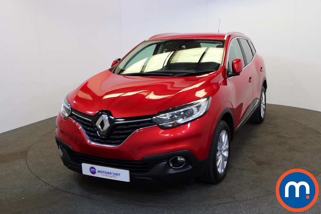 Renault Kadjar 1.2 TCE Dynamique Nav 5dr - Stock Number 1183677 Passenger side front corner