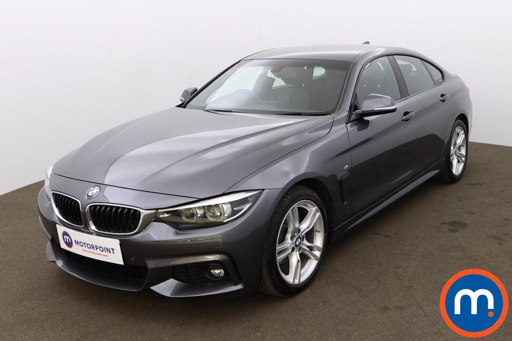 BMW 4 Series 420i M Sport 5dr Auto [Professional Media] - Stock Number 1184996 Passenger side front corner