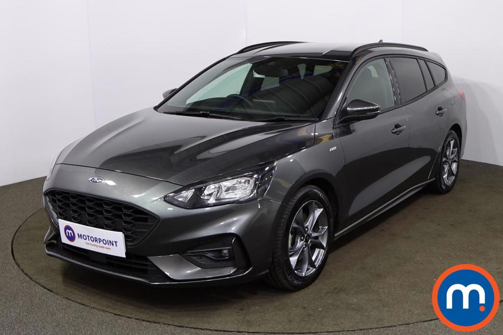 Ford Focus 1.5 EcoBlue 120 ST-Line Edition 5dr - Stock Number 1177113 Passenger side front corner