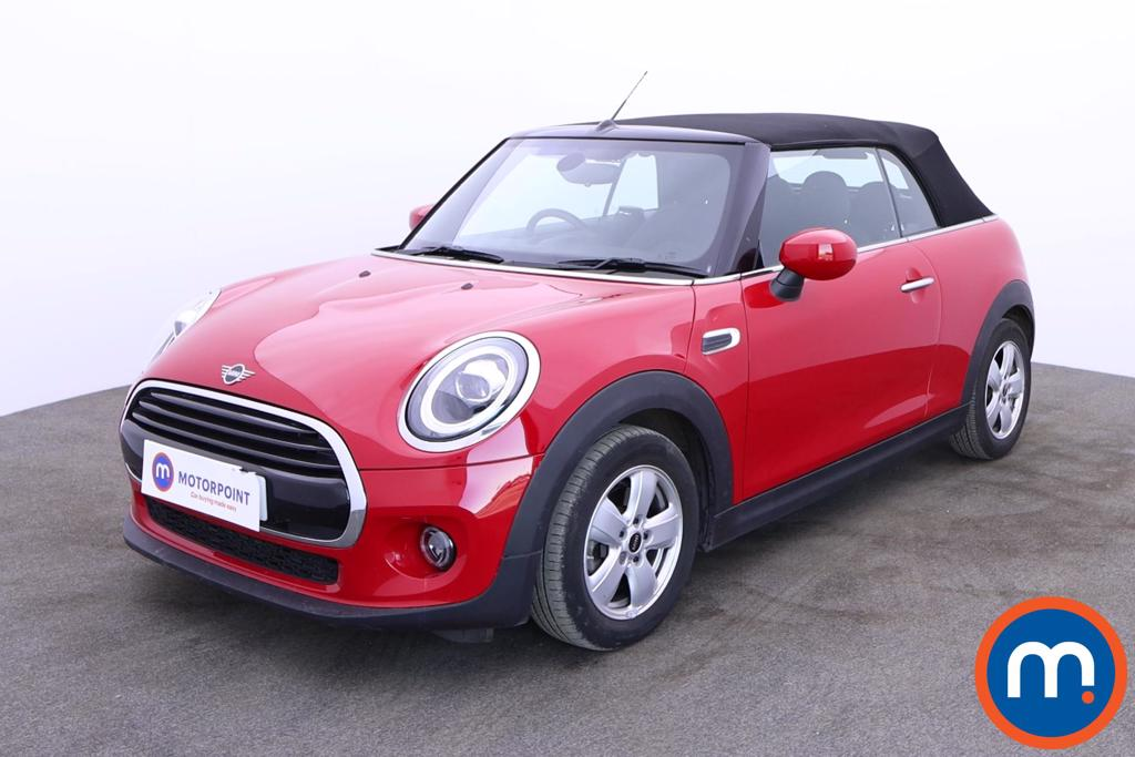 Mini Convertible 1.5 Cooper Classic II 2dr - Stock Number 1179292 Passenger side front corner
