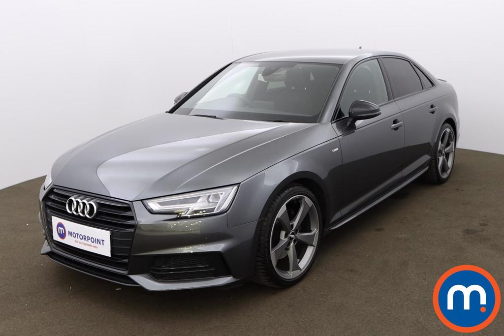 Audi A4 1.4T FSI Black Edition 4dr - Stock Number 1179722 Passenger side front corner