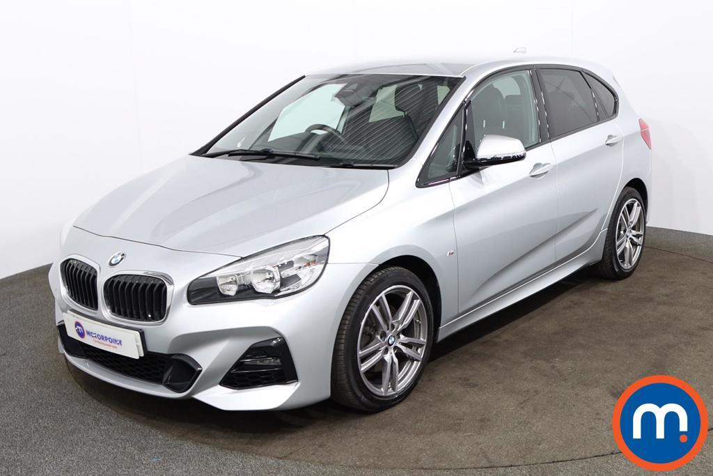 BMW 2 Series 220i M Sport 5dr DCT - Stock Number 1180154 Passenger side front corner