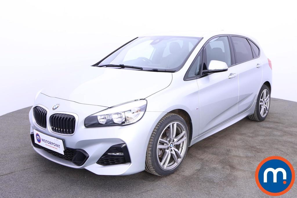 BMW 2 Series 220i M Sport 5dr DCT - Stock Number 1180171 Passenger side front corner