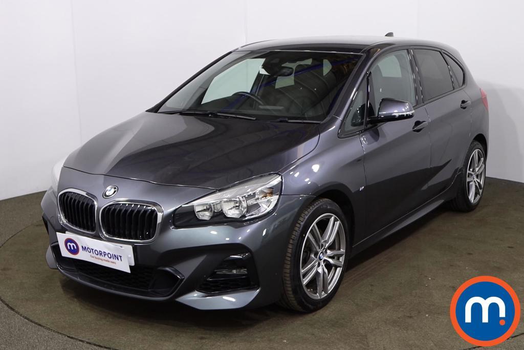 BMW 2 Series 220i M Sport 5dr DCT - Stock Number 1180648 Passenger side front corner