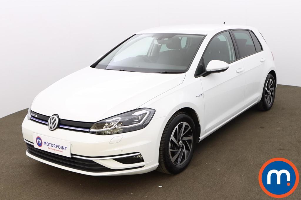 Volkswagen Golf 1.5 TSI EVO Match Edition 5dr - Stock Number 1180697 Passenger side front corner