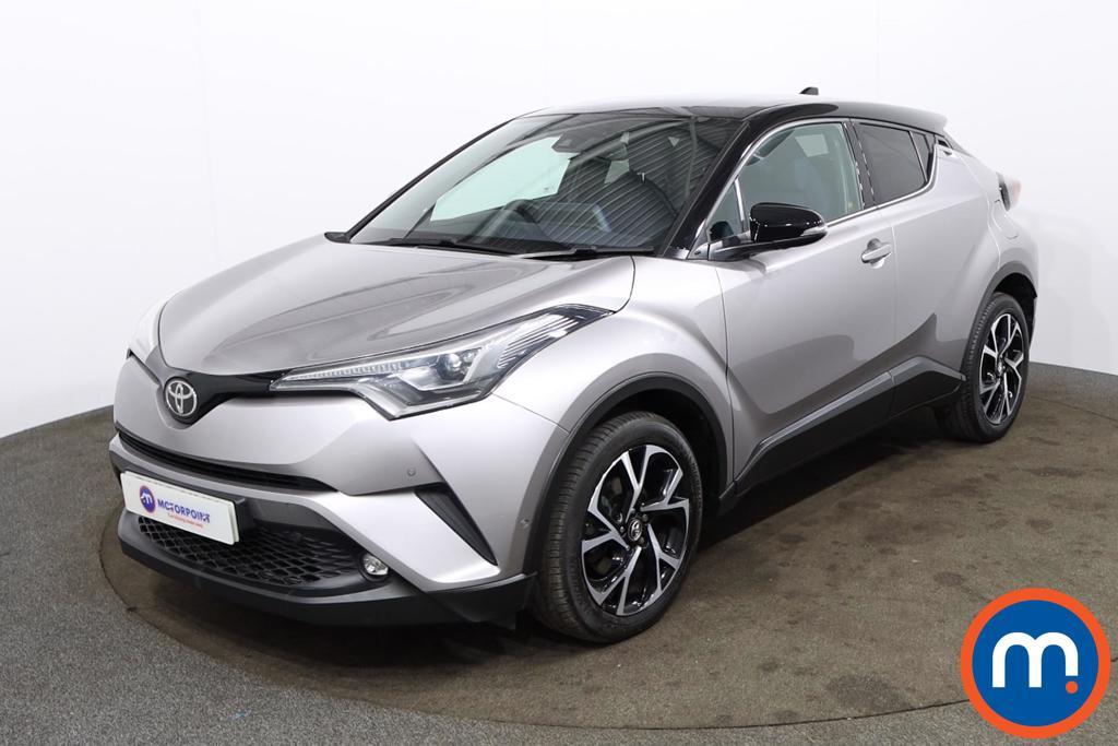 Toyota C-Hr 1.2T Dynamic 5dr CVT - Stock Number 1180979 Passenger side front corner