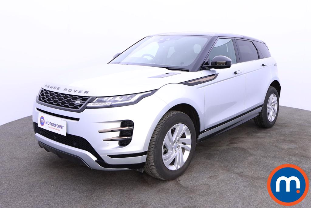 Land Rover Range Rover Evoque 2.0 D180 R-Dynamic S 5dr Auto - Stock Number 1181707 Passenger side front corner