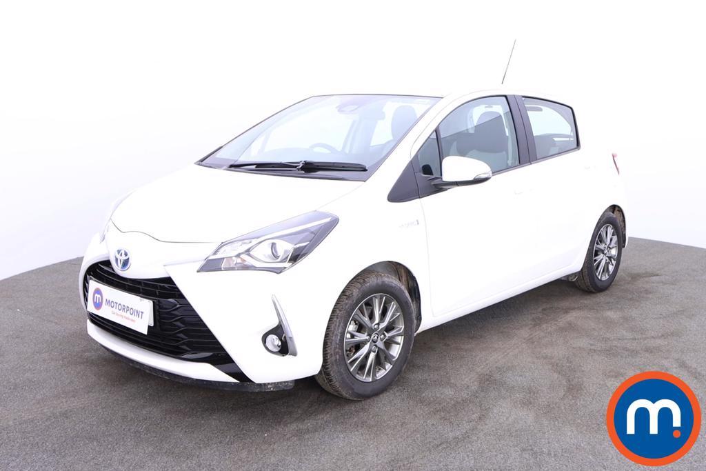 Toyota Yaris 1.5 Hybrid Icon 5dr CVT - Stock Number 1181870 Passenger side front corner