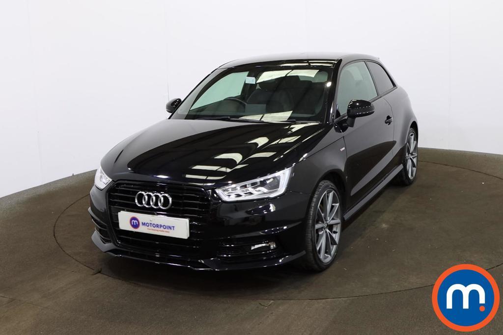 Audi A1 1.6 TDI Black Edition Nav 3dr - Stock Number 1182724 Passenger side front corner