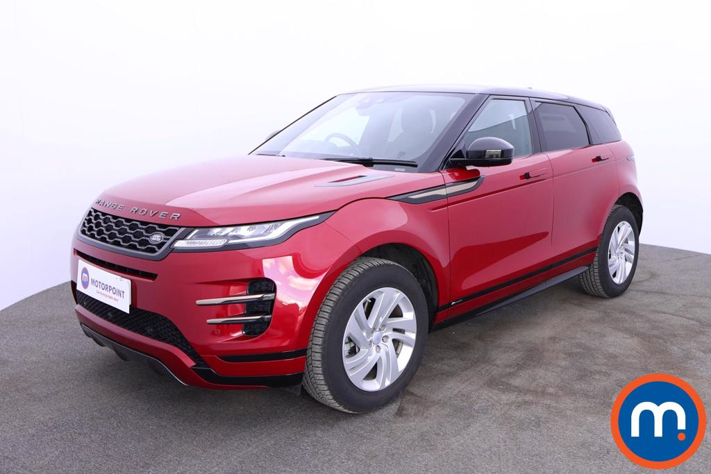 Land Rover Range Rover Evoque 2.0 D180 R-Dynamic S 5dr Auto - Stock Number 1183116 Passenger side front corner