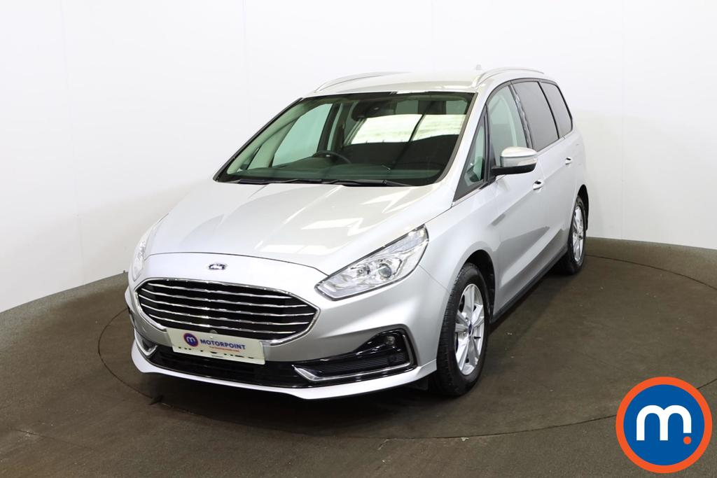 Ford Galaxy 2.0 EcoBlue Titanium 5dr - Stock Number 1183207 Passenger side front corner