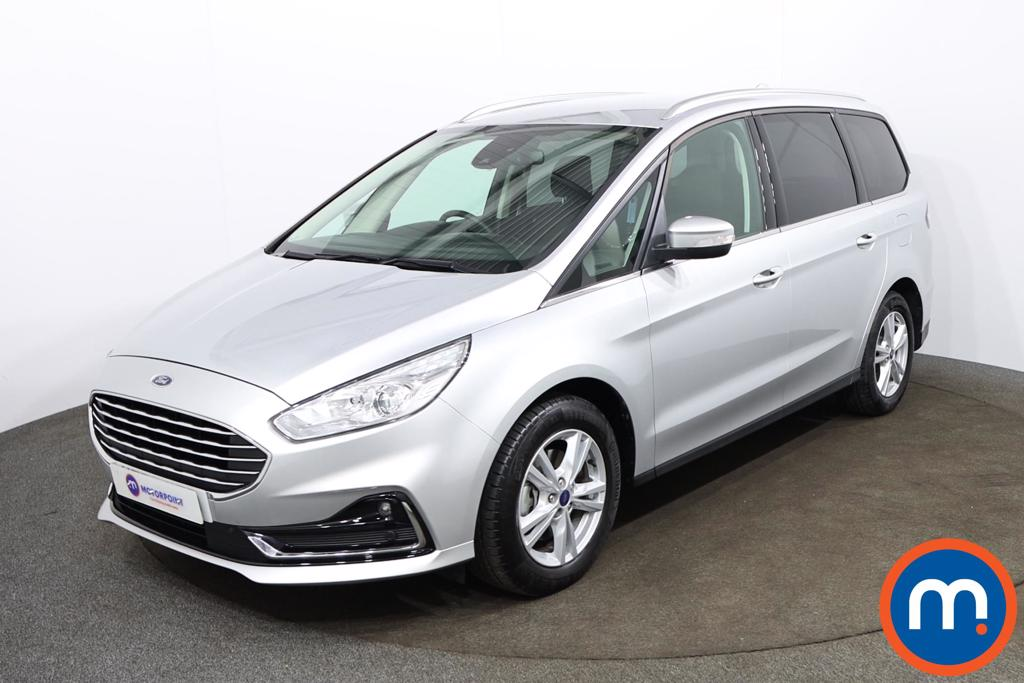 Ford Galaxy 2.0 EcoBlue Titanium 5dr - Stock Number 1183215 Passenger side front corner