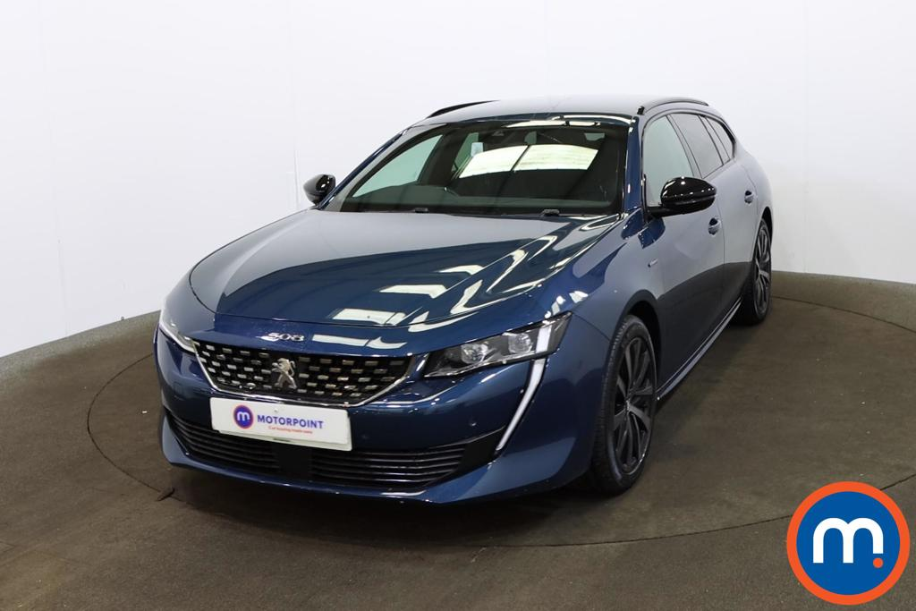 Peugeot 508 2.0 BlueHDi GT Line 5dr EAT8 - Stock Number 1183291 Passenger side front corner