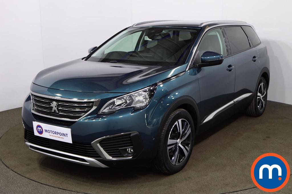 Peugeot 5008 1.2 PureTech Allure 5dr EAT8 - Stock Number 1183669 Passenger side front corner