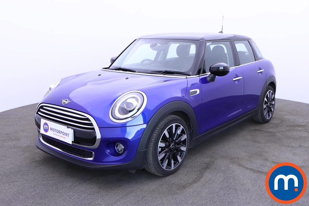 Mini Hatchback 1.5 Cooper Exclusive II 5dr Auto - Stock Number 1183829 Passenger side front corner