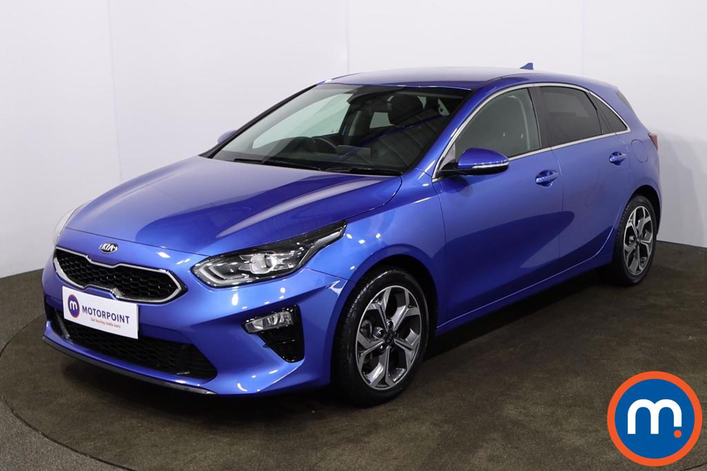 KIA Ceed 1.4T GDi ISG Blue Edition 5dr - Stock Number 1172551 Passenger side front corner