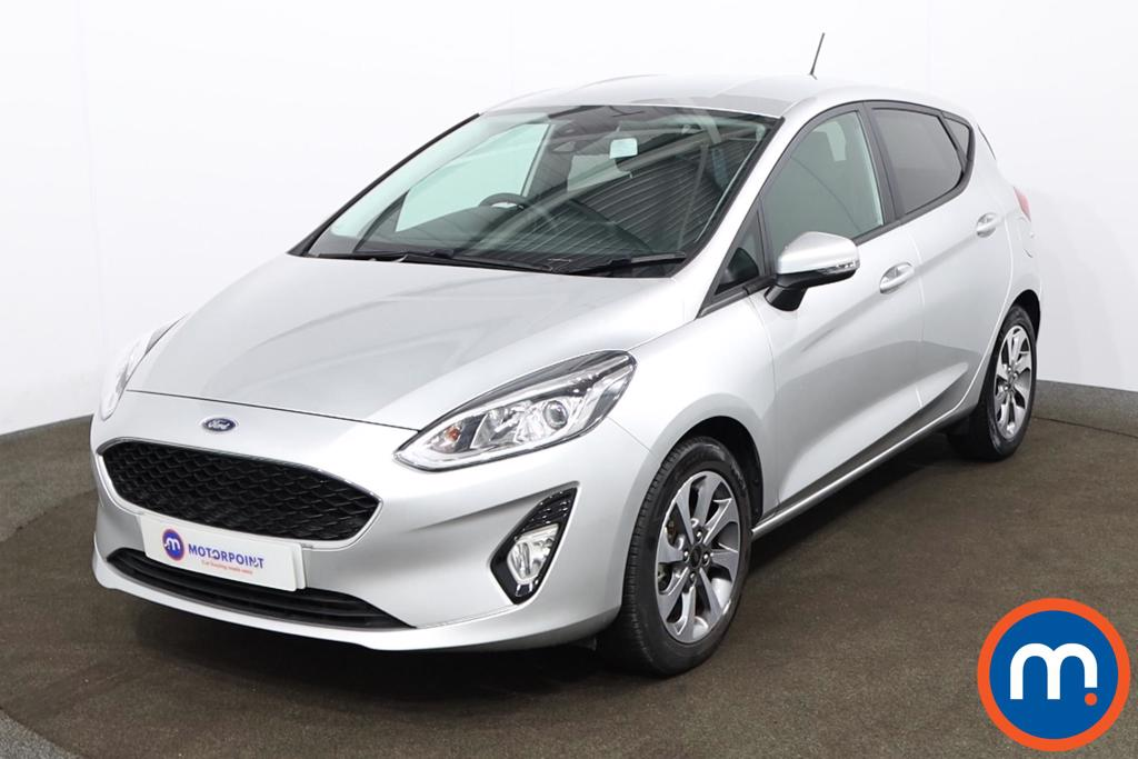 Ford Fiesta 1.1 Trend Navigation 5dr - Stock Number 1175953 Passenger side front corner