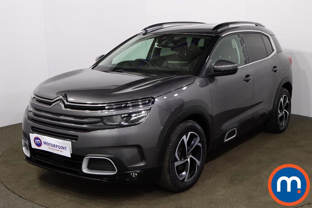 Citroen C5 Aircross 1.5 BlueHDi 130 Flair 5dr - Stock Number 1183464 Passenger side front corner