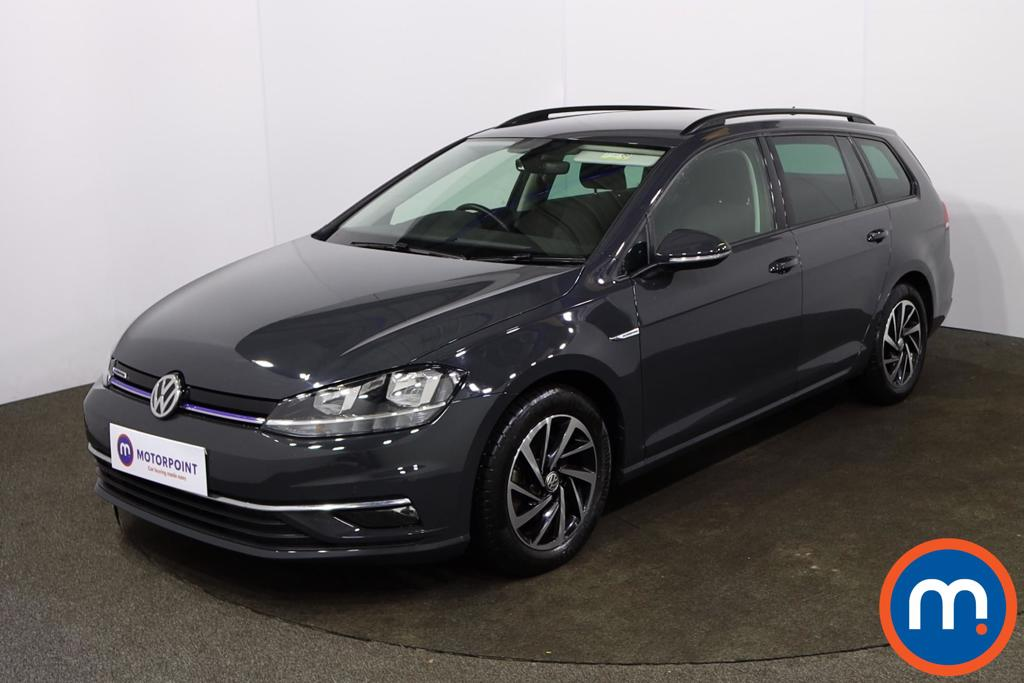 Volkswagen Golf 1.5 TSI EVO Match 5dr - Stock Number 1183519 Passenger side front corner