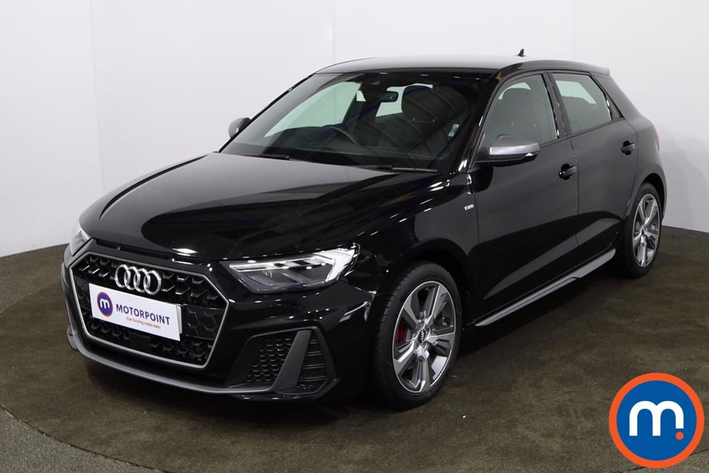 Audi A1 40 TFSI S Line Competition 5dr S Tronic - Stock Number 1184630 Passenger side front corner