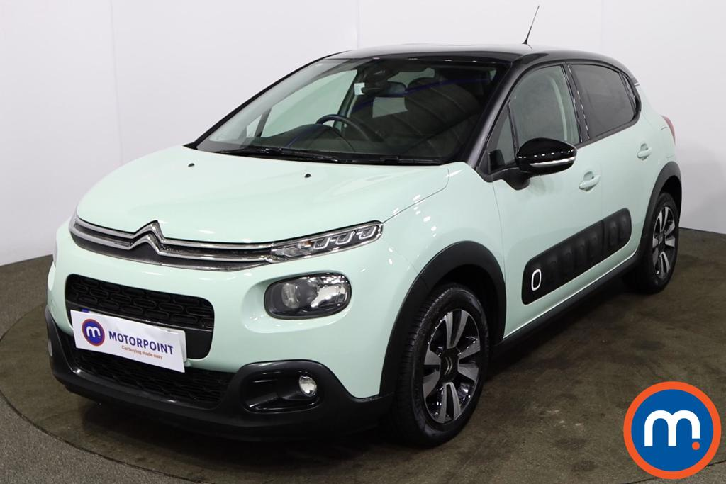 Citroen C3 1.5 BlueHDi 100 Flair 5dr [5 Speed] - Stock Number 1184854 Passenger side front corner