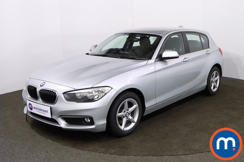 BMW 1 Series 118i [1.5] SE 5dr [Nav-Servotronic] - Stock Number 1174099 Passenger side front corner