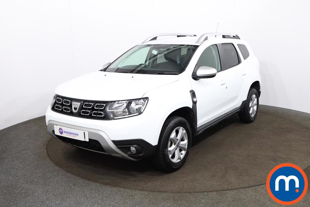 Dacia Duster 1.0 TCe 100 Comfort 5dr - Stock Number 1178532 Passenger side front corner