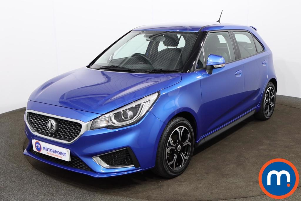 Mg Motor Uk MG3 1.5 VTi-TECH Exclusive 5dr - Stock Number 1173110 Passenger side front corner